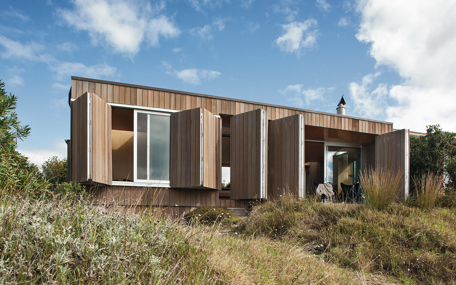 Whangapoua Beach House Coromandel Crosson Architects Crosson