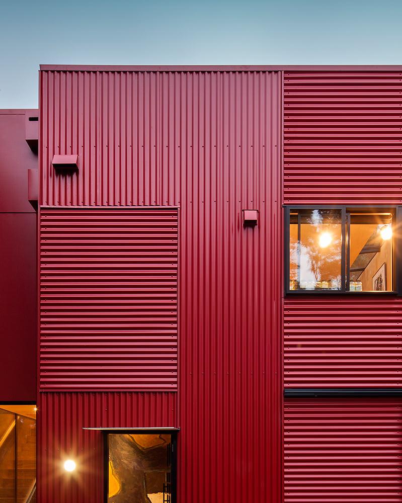 RED HOUSE / Titirangi