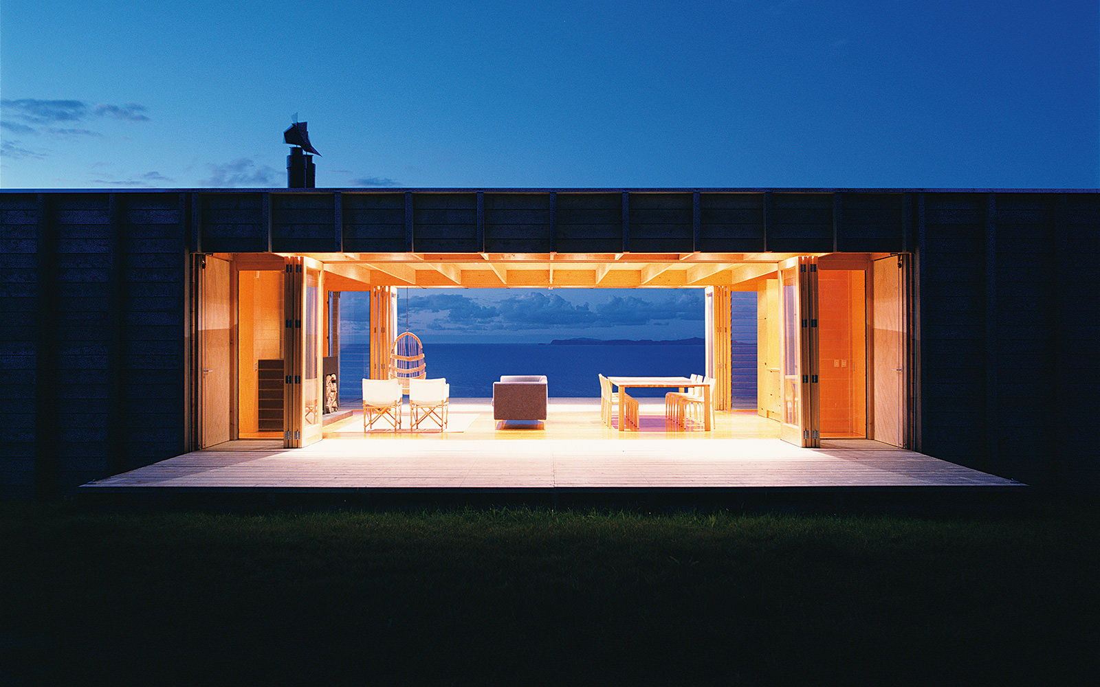 Coromandel Bach | Coromandel | Crosson Architects Crosson ...