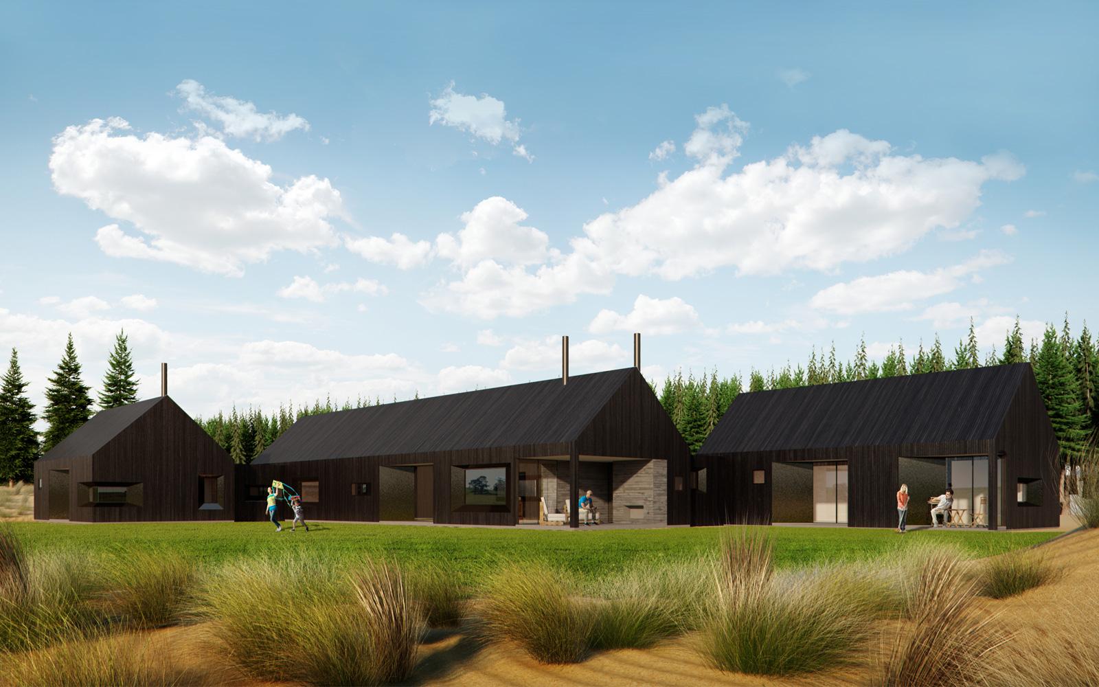 House design northland - Te Arai House Northland