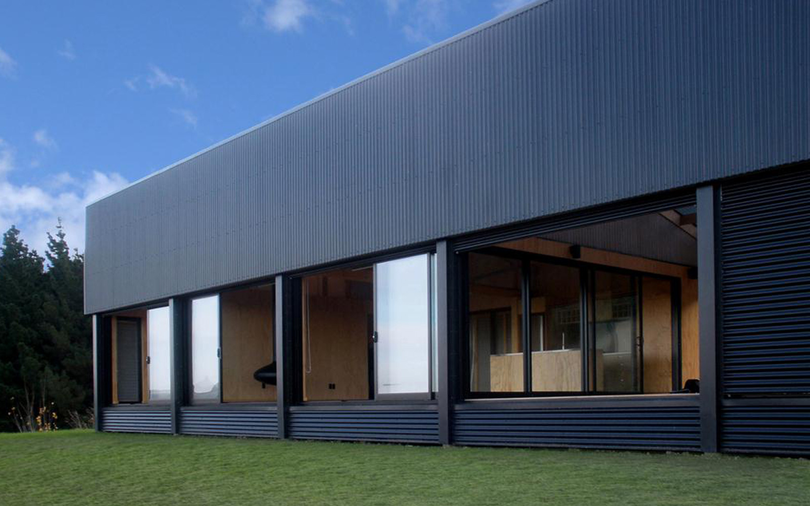 waimarama house hawkes bay crosson architects crosson architects