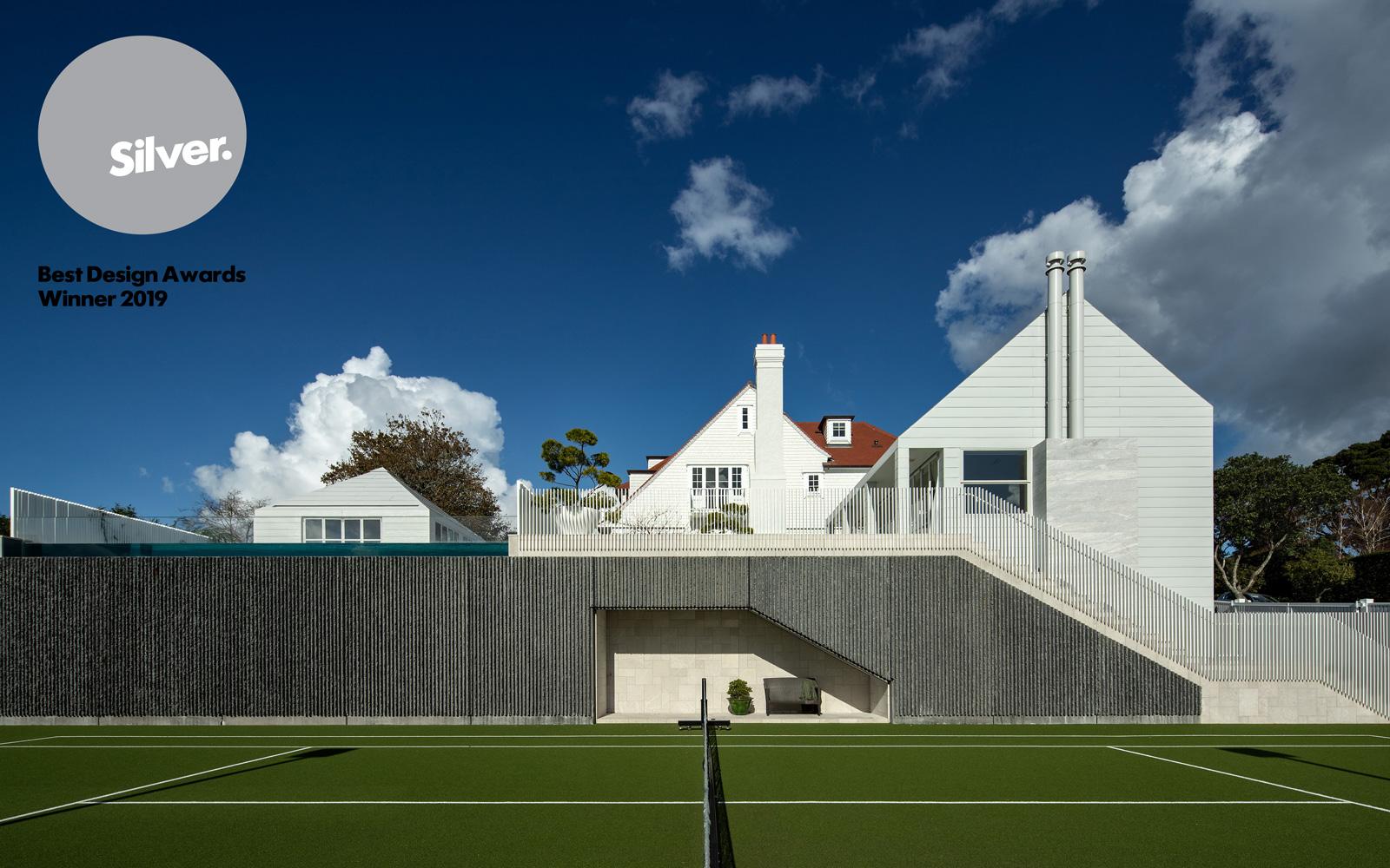 Recrafted Art House winner of Silver Best Award