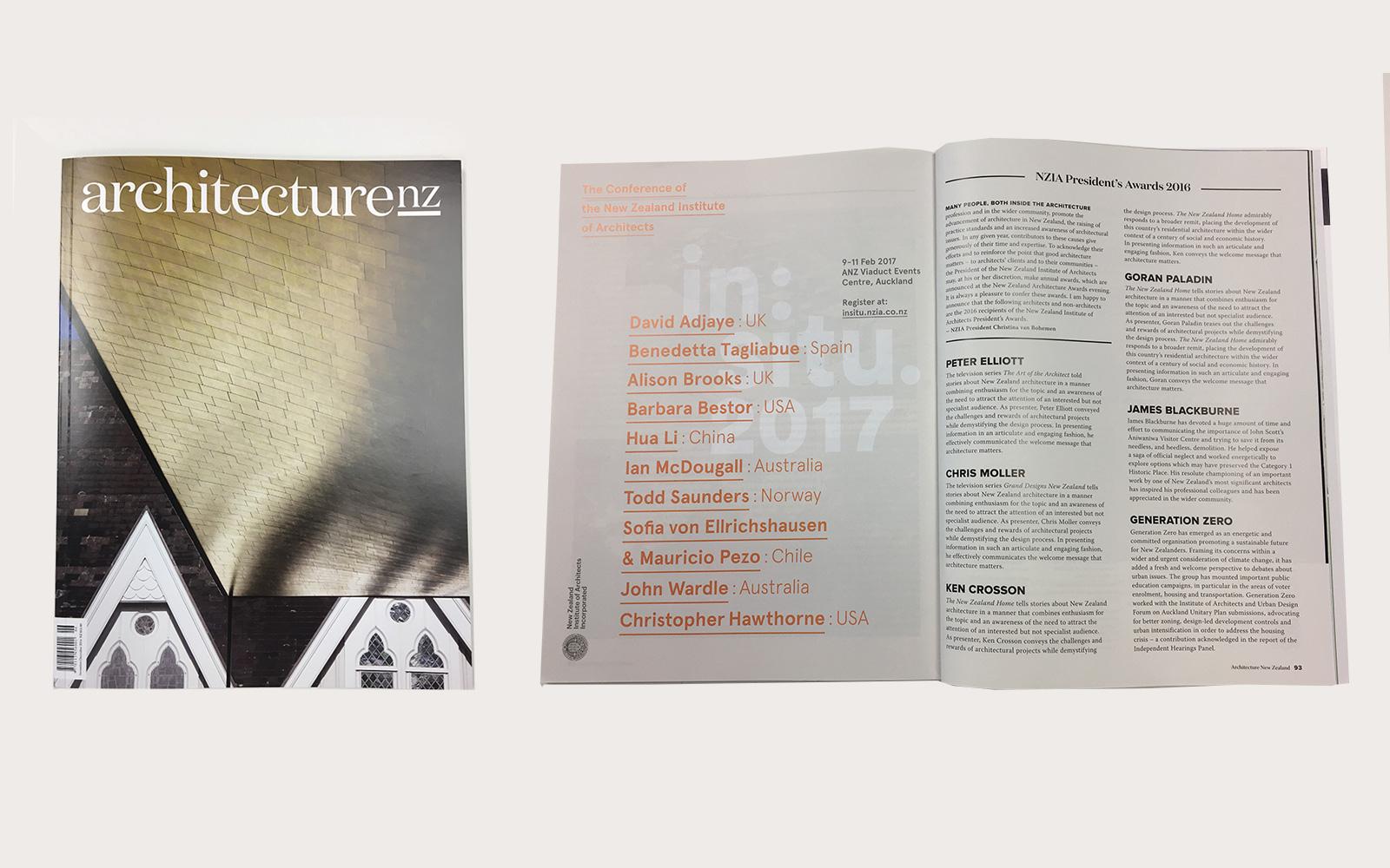 arch nz magazine