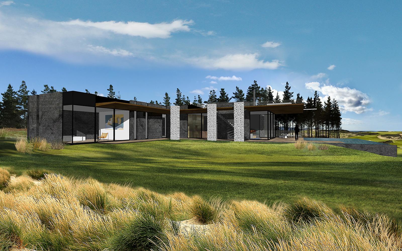House design northland - Te Arai House 2 Northland