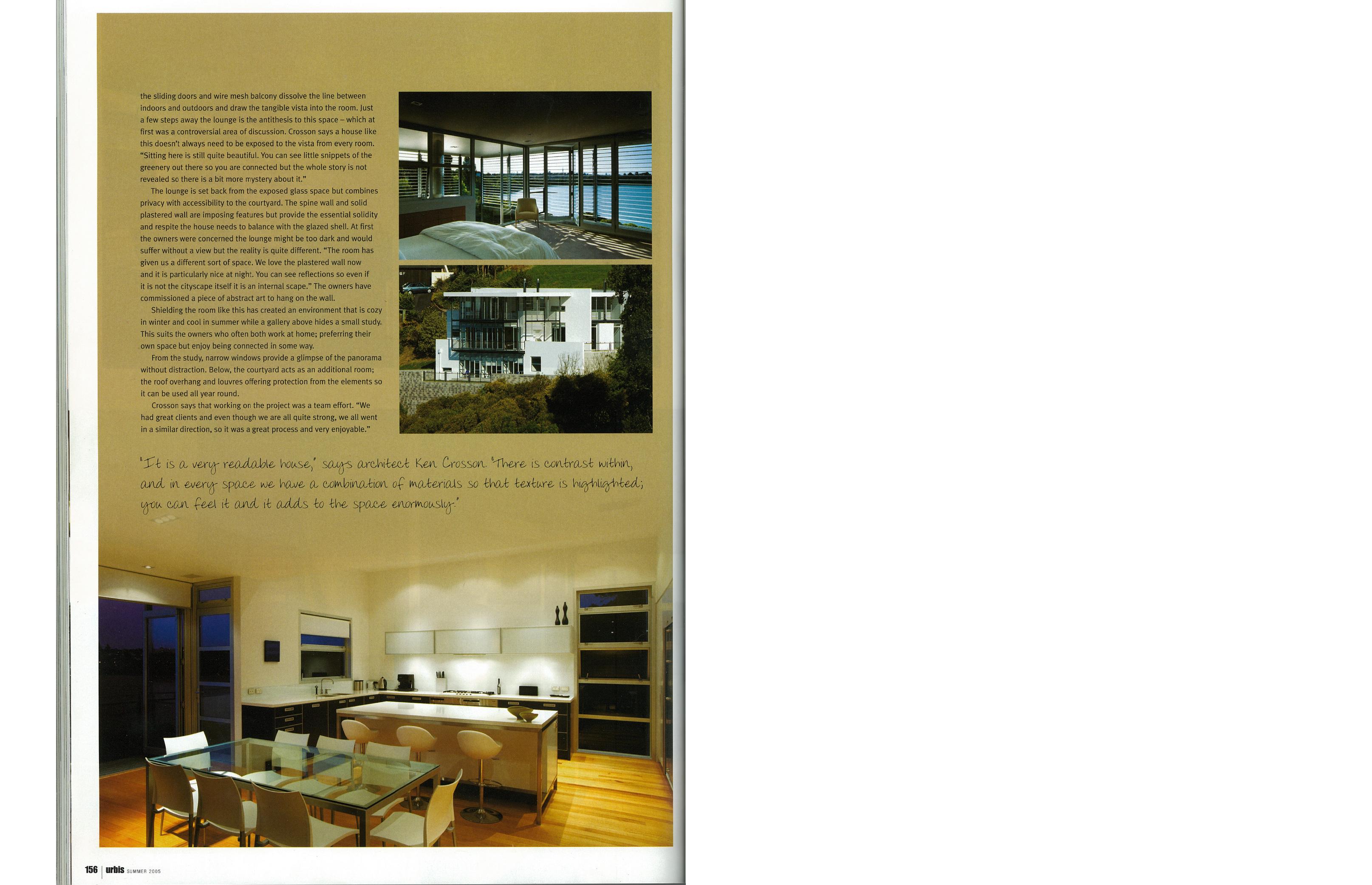 Orakei House Urbis Magazine