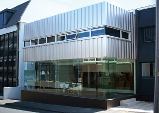 modern office exterior architecture